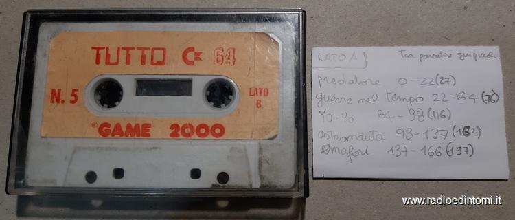TUTTO C64 - Giochi da caricare