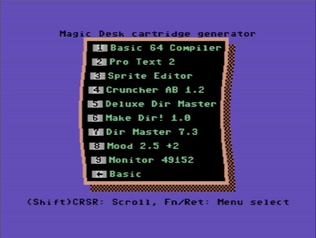 Magic Desk generator 3 Screenshot