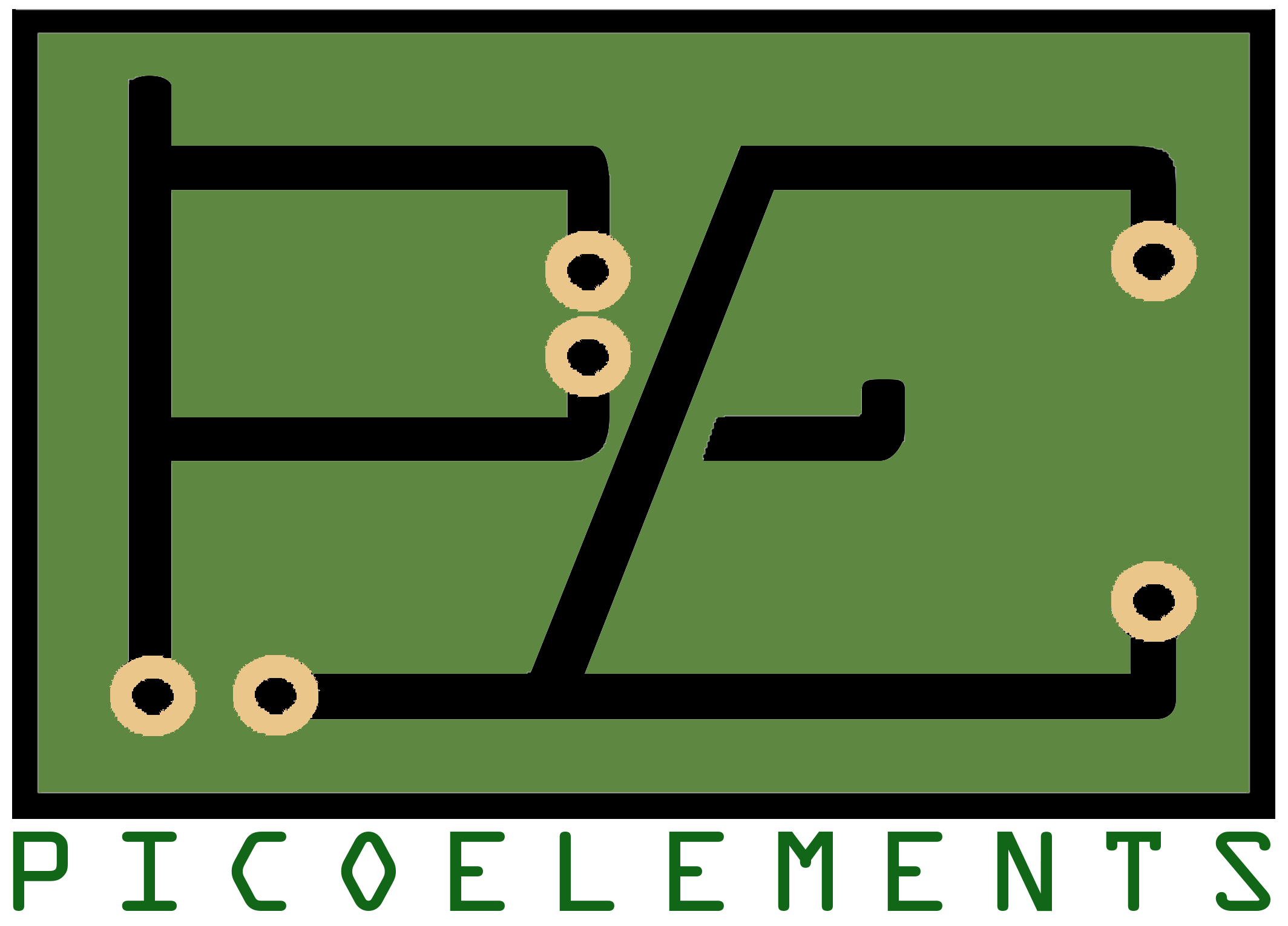 PICOELEMENTS - Logo color