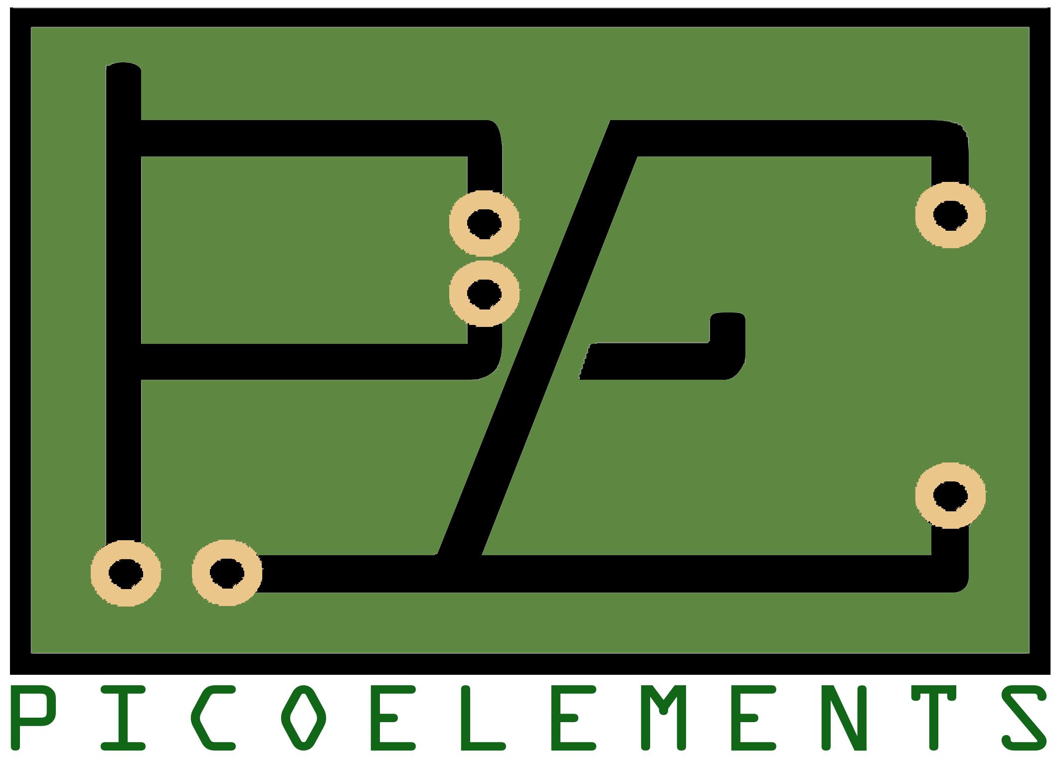 PICOELEMENTS - Logo color