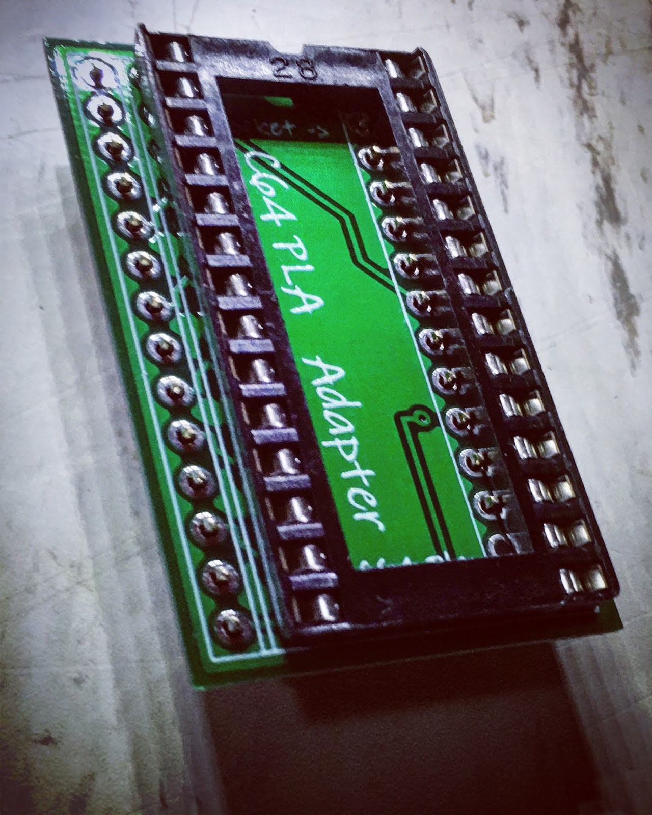 C64 Adapters: PLA