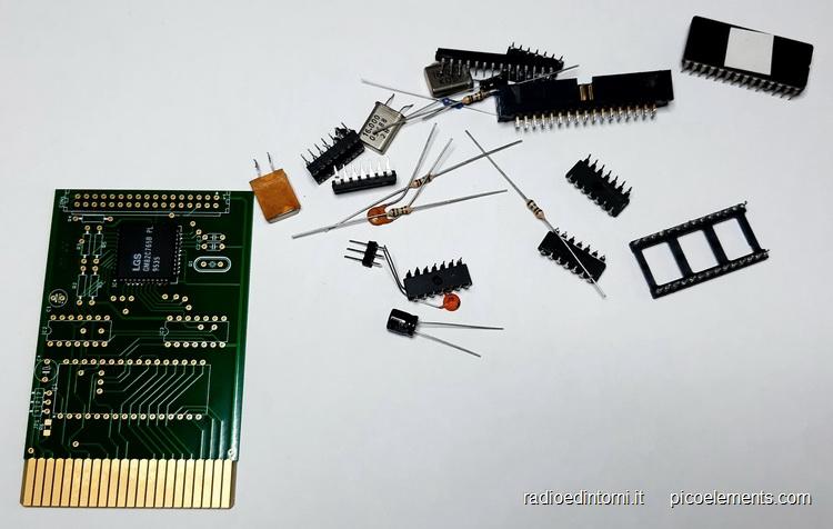 TIB PLC - I Componenti