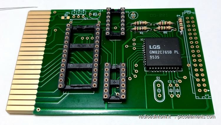 TIB PLC - La board