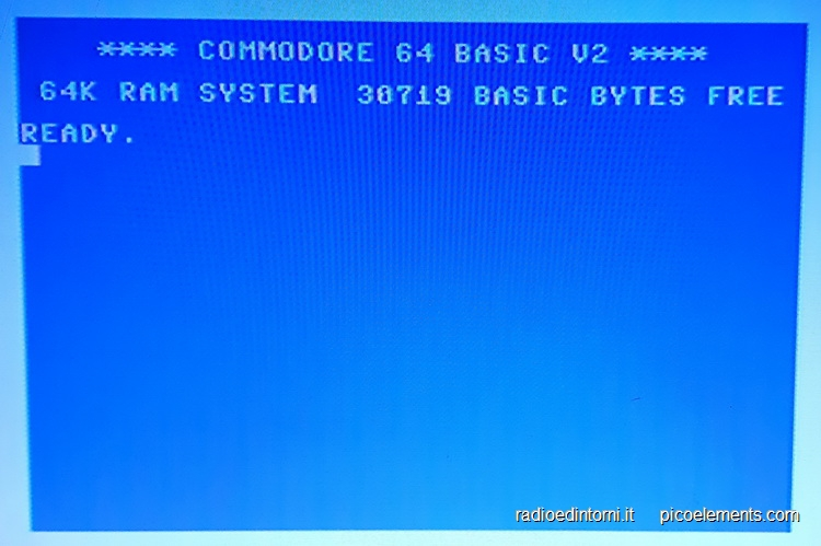 TIB PLC - Test Commodore