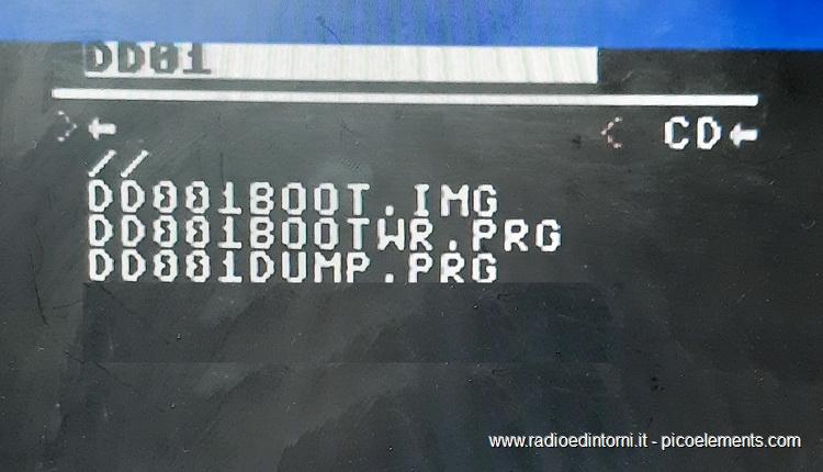 TIB PLC - Elenco File per immagine