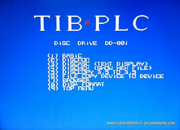 TIB PLC - Sezione Utility