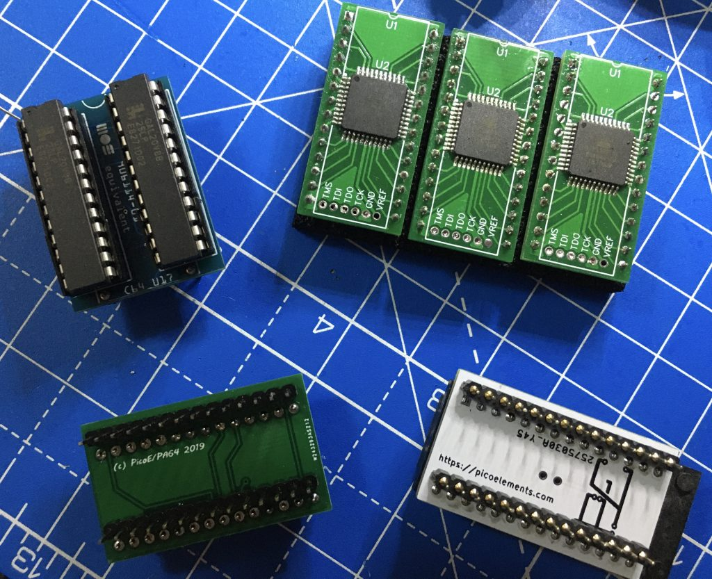 PLA - C64 replace